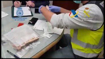 12 detenidos y 2.000 kilos de coca decomisados de una red con presencia en Cádiz, Málaga y Sevilla
