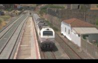 Adif continúa avanzando en las obras de renovación del trayecto San Pablo-Almoraima-Algeciras