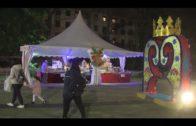 El Ayuntamiento reparte juguetes a los 400 niños premiados en el sorteo de las Campanadas Infantiles
