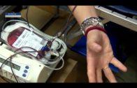 El Centro de Transfusión hace un llamamiento a los ciudadanos de Algeciras para donen sangre