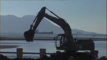 La APBA pide a Interior que limpie las barreras de seguridad del Guadarranque