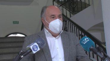 Landaluce exige al Gobierno que policías locales sean prioritarios a la hora de recibir la vacuna