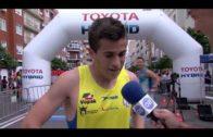 Pablo Montalvo y Ángel Álvarez, oro en el Andaluz sub-23