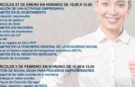 Próximos cursos de formación gratuita «Crea tu propio empleo, en el Barrio de la Caridad»