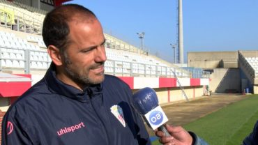 Salva Ballesta valora posoitivamente el punto alcanzado en Marbella