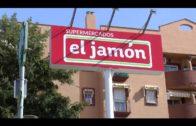 Cruz Roja realiza una recogida de alimentos en supermercados El Jamón, para ayudar a las familias