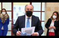 El ayuntamiento abre una linea de ayuda de 300.000 euros para las empresas afectadas por el cierre