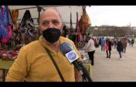 «El futuro incierto del mercadillo tradicional, en pandemia»