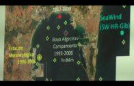La APBA presenta las propuestas para corregir el basculamiento de la playa del Rinconcillo
