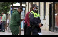 Landaluce pide a los ciudadanos que tomen todas las medidas de protección para evitar los contagios