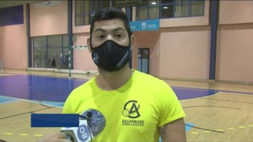 Alejandro Ledesma desea que termine una temporada muy difícil