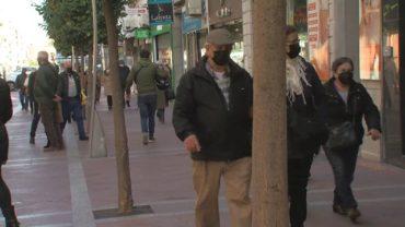 La comarca registra 3 defunciones más y 47 nuevos contagios en las últimas 24 horas