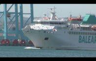 La Marina Mercante licita el contrato de línea interés en el Estrecho de Gibraltar