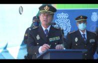 La Policía Nacional interviene el primer semisumergible preparada para el tráfico de drogas