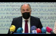 Landaluce pide control sanitario para los viajeros que llegan al aeropuerto de Gibraltar