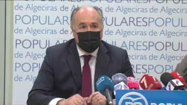 Landaluce reclama el tren híbrido para la línea Algeciras-Madrid