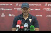 """Para Ballesta """"el Algeciras ha sido muy superior a su rival"""""""