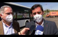 Algeciras prueba un autobús cien por cien eléctrico