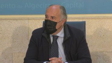 El alcalde mantiene un encuentro de trabajo con representantes de la empresa Correos
