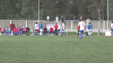 El Algeciras CF juvenil gana 3-0 a la Fundación Lucena
