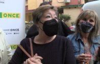 La ONCE reparte 1,4 millones entre 40 clientes de dos tiendas de ultramarinos de Algeciras
