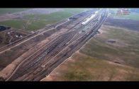 Landaluce califica de positivo e ilusionante el impulso al Ramal Central Ferroviario en Zaragoza