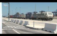 Responsables del Grupo francés IDEC visitan el Puerto de Algeciras
