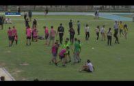 Tercer puesto de los chicos y las chicas del Bahía en la primera jornada de primera división