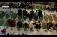 Un barrio de todos/as celebra una noche de Ramadán en el barrio de la Caridad de Algeciras