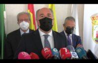 Velasco presenta en Algeciras el 'Diagnóstico de la Comarca del Campo de Gibraltar'