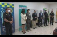 Clausura del curso de capacitación para inspectores y oficiales de Policía Local andaluces