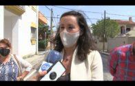 Continúan los trabajos de asfaltado que ha puesto en marcha el  Ayuntamiento de Algeciras