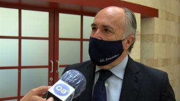 El alcalde vuelve a exigir la modernización de los trenes que cubren la línea Algeciras-Madrid
