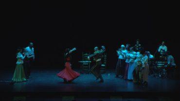 """El Teatro Florida acogió anoche el espectáculo de danza flamenca """"Carmen, Pasión y Odio»"""