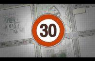 Entra en vigor la reducción de velocidad a 30 km/h en vías urbanas con un único carril por sentido