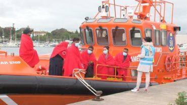 Un total de 26 embarcaciones con inmigrantes han sido interceptadas entre enero y abril