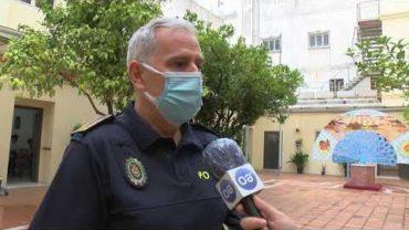 Alcohol y drogas al volante, bajo control de la DGT y de la Policía Local en Algeciras