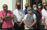 Concentración en Algeciras con motivo del Día Mundial Sin Drogas