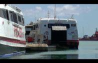 El Gobierno formaliza el contrato para garantizar el servicio de la línea marítima Algeciras-Ceuta