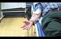 El Polideportivo Ciudad de Algeciras hoy y mañana una colecta de sangre