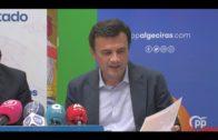 """El PP dice en Algeciras """"no a los indultos de Pedro Sánchez"""""""