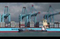 El puerto de Algeciras instalará nuevas defensas en el muelle Juan Carlos I