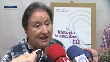 Izquierda Unida elige a Ana Ortiz como nueva coordinadora local de Algeciras