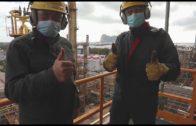 La compañía ha vacunado esta semana a empleados de sus instalaciones industriales andaluzas