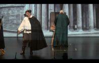 """La representación de """"Laocoonte"""" supone la vuelta de las compañías teatrales al Florida"""