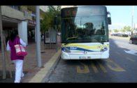 Los trabajadores del servicio de autobuses urbanos se concentrarán este lunes en Algeciras