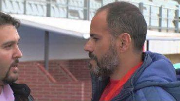 Salva Ballesta deja de ser entrenador del Algeciras