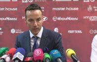 Sancho gestiona la deuda de 1,9 millones de euros con Seguridad Social