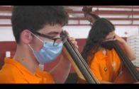 40 jóvenes músicos de la provincia participan en el encuentro orquestal 'Cádiz Suena' de Diputación