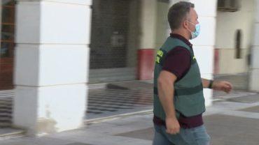 41 Guardias Civiles Alumnos se incorporan a la Comandancia de Algeciras para completar su formación